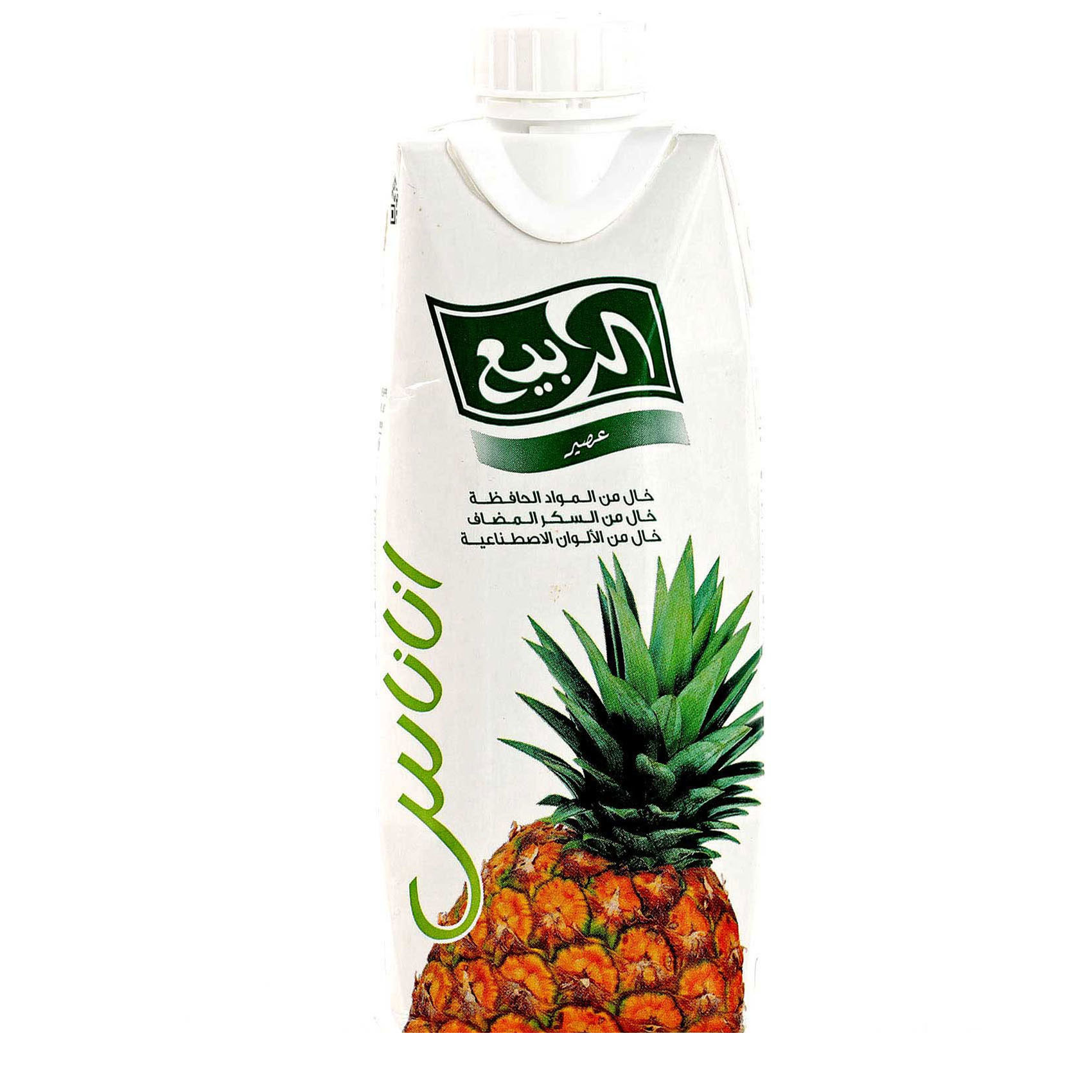 AL RABIE PINEAPPLE JUICE 330ML