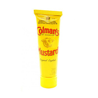 Colman's English Mustart Tube 50GR
