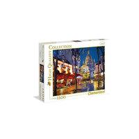 كليمنتوني لعبة الأحجية باريس مونتمارتر 1500قطعة