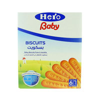 Hero Baby Biscuits 180 g