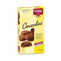 Schar Gluten Free Cioccolini Biscuit 150 Gram