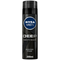 Nivea Men Shaving Foam Deep 200ml