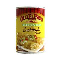 Old El Paso Enchilada Milk Green Chile 283GR