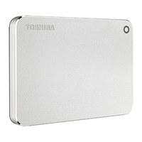 Toshiba Hard Disk  2TB Canvio Premium Silver