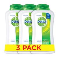 Dettol Shower Gel Original 250 Ml X2 Pieces