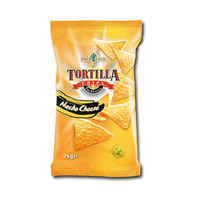 Poco Loco Nacho Chips Tortilla Cheese 75GR