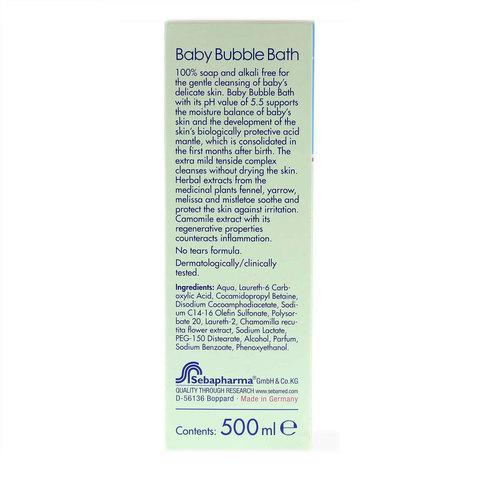 Sebamed-Baby-Bubble-Bath-For-Delicate-Skin-500ml