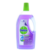 Dettol Lavender Disinfectant 4In1 Multi Action Cleaner 900ml