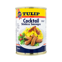 Tulip Cocktail Skinless Sausages 225GR