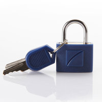 Travel Blue Identy Key Lock X2