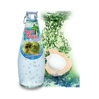 Coco Royal Coconut Water With Pulp 290ML