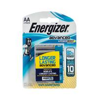 Energizer Advanced AA BP 4Pcs