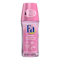 Fa Deodorant Roll On Pink Passion Floral Scent 50 Ml