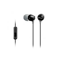Sony Earphone MDREX15AP  Black