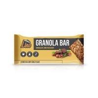 LINO GRANOLA BAR CHOCO&HAZELNUT 4P
