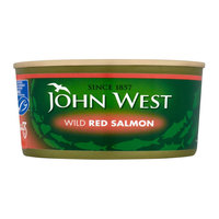 John West Wild Pacific Red Salmon 213 g