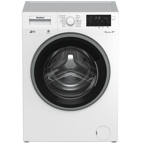 Blomberg-8KG-Front-Load-Washing-Machine-LFF-28441W+Iron-TDA2301