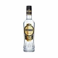 Putinka Classic Vodka 70CL + 700ML  Free