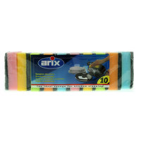 Arix Scouring Sponge 10 Pieces