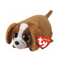 Ty Tenny Suzie The Dog Plush