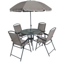 Economic Patio Set 6Pcs ( Delivery In 7 Business Days )