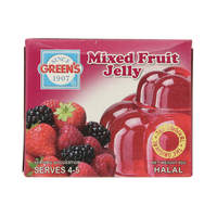 Green's Mixed Fruit Jelly 80g