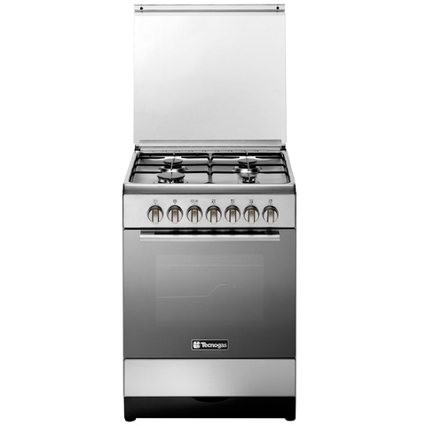 Tecnogas-60X60-Cm-Gas-Cooker-C3X66G4VE