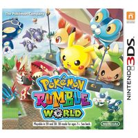 Nintendo 3DS Pokemon Rumble World