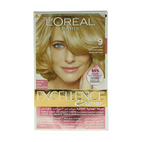 L'Oreal Excellence 9 Very Light Blonde Creme