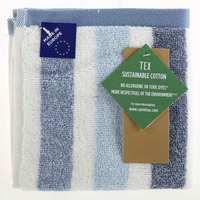 TEX Face Towel 30x30 Blue