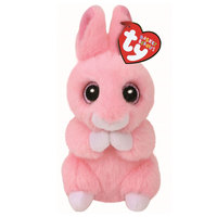 Beanie Boos Bunny Jasper Pink 5In