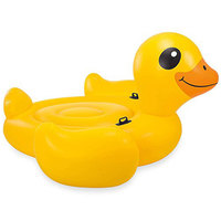 Intex Mega Yellow Duck, Inflatable Island