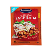 Santa Maria Spice Mix for Enchilada Medium 28g