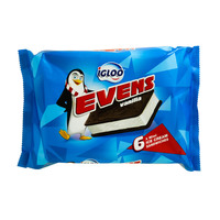 iGloo Evens Vanilla Ice Cream Sandwiches 90ml x6