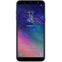 Samsung Galaxy A6 Plus (2018) Dual Sim 4G 64GB Blue