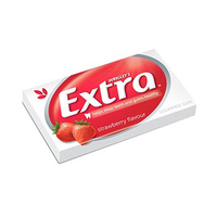 Extra Envelope Strawberry Flavor Sugar Free