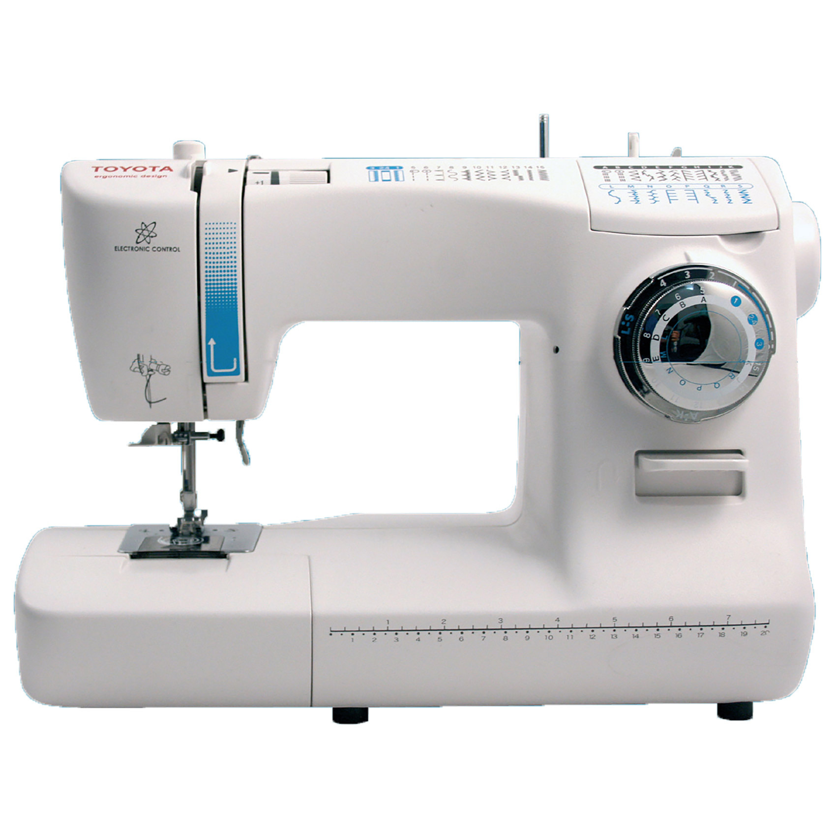 TOYOTA SEWING MACHINE SPB34