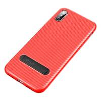 Totudesign Case iPhone XS Max Slim Red