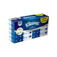 Kleenex tissues classic value pack 90 sheets x 10 Packs