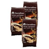 Carrefour Oats Pouch 500gx3