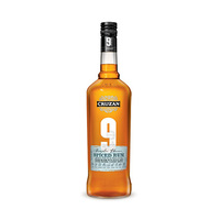 Cruzan 9 Spiced Flavors Rum 40% Alcohol 75CL