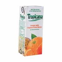 تروبيكانا عصير بنكهة البرتقال 200 مل