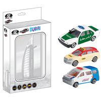 Power Joy Vroom Dc Dubai Collection 1:64 Assorted