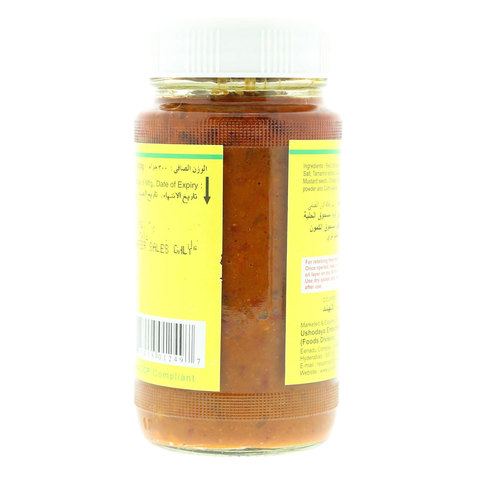 Priya-Red-Chillies-Pickle-in-Oil-300g