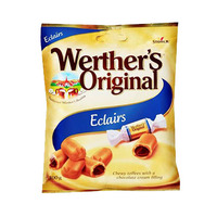 Werthers Chewy Toffees With Chocolate Cream Filling 100GR