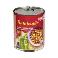 Carrefour Ratatouille Vegetables 750GR