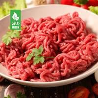 لحم بقر طازج محلي مفروم قليل الدسم (للكيلو)