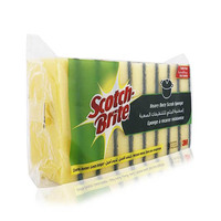 Scotch Brite Sponge Heavy Duty Scrub  Lam12 X9 Sponges