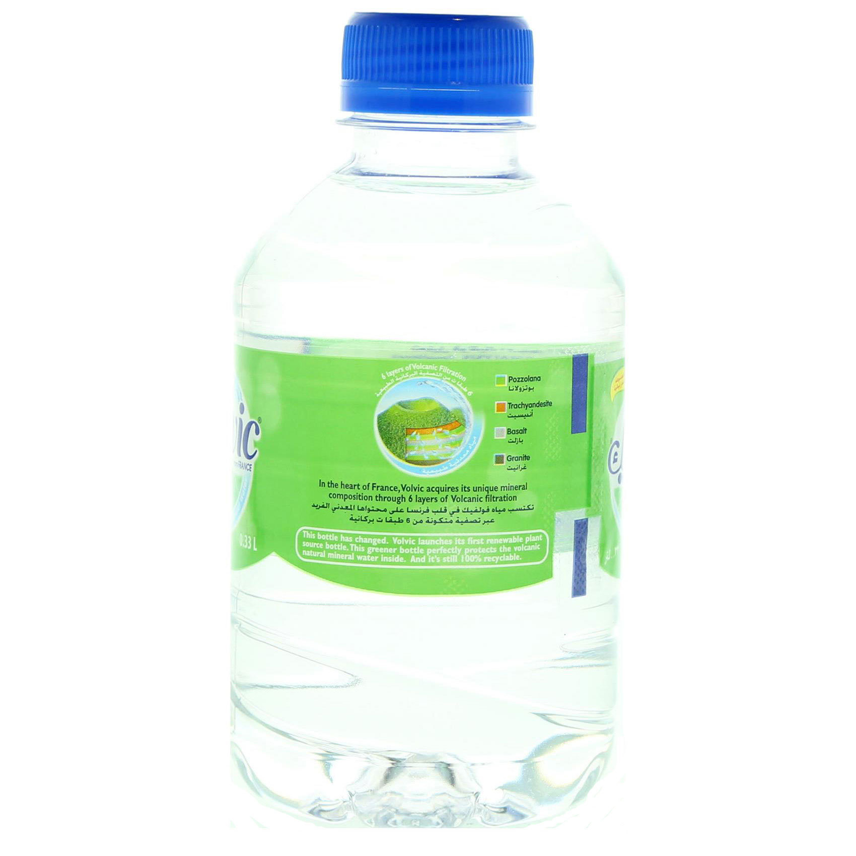 VOLVIC MINERAL WATER KIDS 33CL