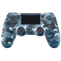 Sony PS4 Wireless Controller Blue Camouflage